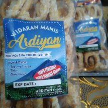 ARDIYAN snack Logo