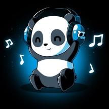 Logo panda gadget store