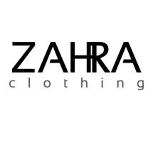 Logo Zahra Clothing ID