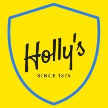 Logo Toko Hollys