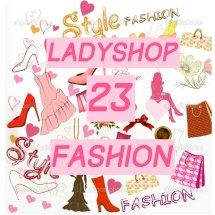 Ladyshopfashion23 Logo