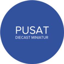 pusat diecast miniatur Logo
