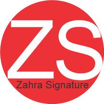 Zahra Signature