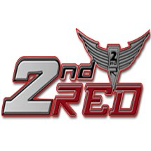 Logo 2nd RED Jeans