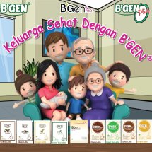 Logo B'gen Official Store