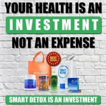 Logo Smart Detox Diet Herbal