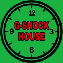 Logo G-SHOCK HOUSE