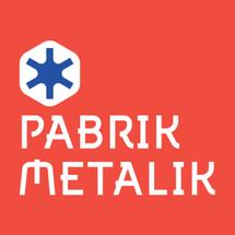 Logo Pabrik Metalik