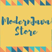 Logo ModernJava Store