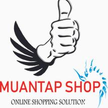 Logo Muantap Shop