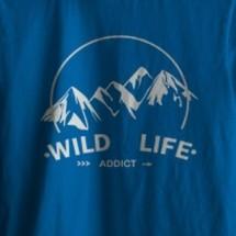 Mountain shirt Logo