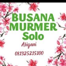 Busana Murmer Solo