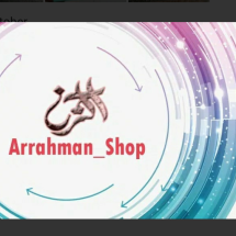 Logo Arrahman_Shop