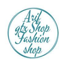 Arif.gtx Shop Logo