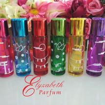 Logo toko elizabeth parfum