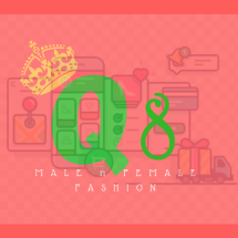 Logo Queen Eight Collection