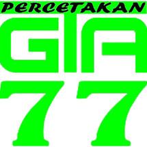 GTA 77 Percetakan Stiker