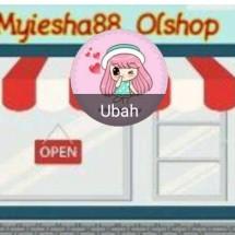 Logo myiesha olshop