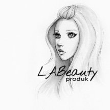 Logo LA Beauty Produk