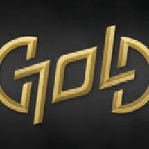 Logo Gold Advertising Online