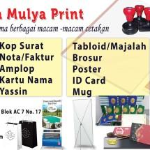 Jaya Mulya Print