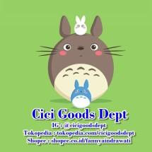 Logo Cici Goods Dept