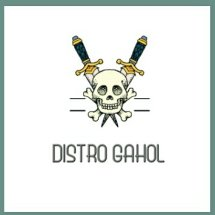 DISTRO GAHOL Logo