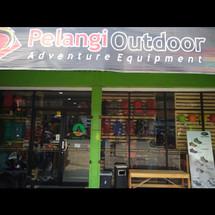 Logo Pelangi outdoor jakbar