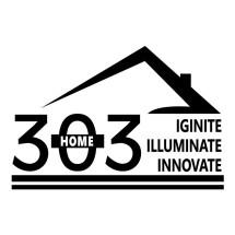 Logo 303 Home