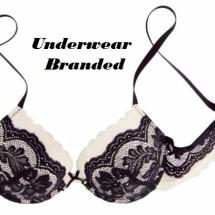Logo Underwear branded