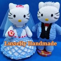 Logo Lusselly Handmade