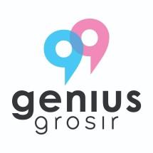 Logo genius grosir