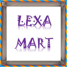 Logo Lexa Mart