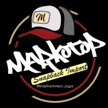Markotop Snapback Logo