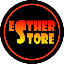 Logo Esther Store