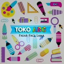 Logo Toko ABC pasar pagi lama