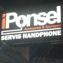 iPONSEL_Store Logo