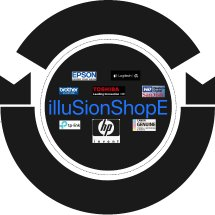 Logo illusionshopee