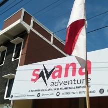 Logo Savana Adventure Store