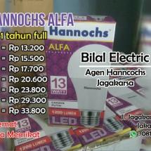 Bilal electric