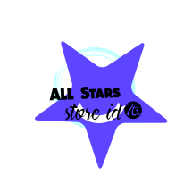 Logo ALL STARS STORE ID