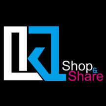 Logo K shop & share