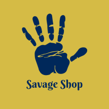 Logo Savage_Shop