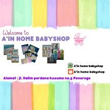 Logo A'in Home Babyshop