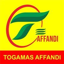 Togamas Affandi Jogja Logo