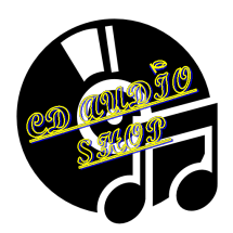 Logo CD Audio Shop