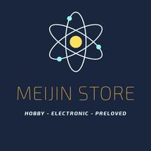 Logo MeiJin Hobby Store