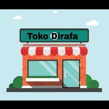 Logo Toko Dirafa