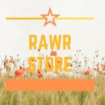 Logo Rawr Store.