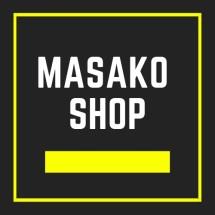 Logo Masako Shop.